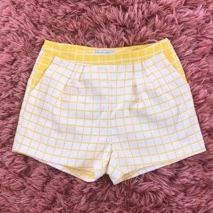 English factory dress shorts